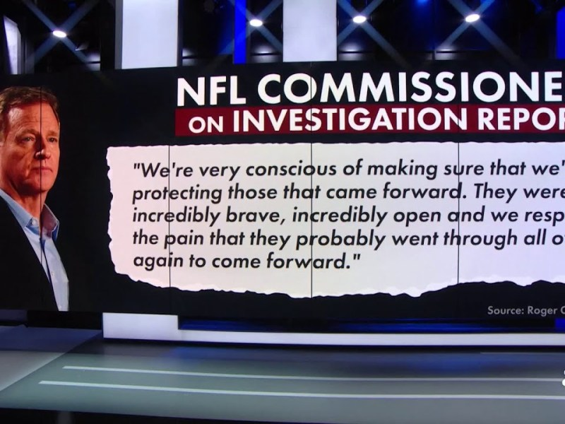 NFL refuses to release report on investigation of Washington Football Team