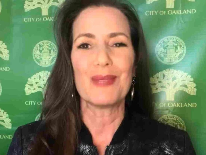 Oakland Mayor Libby Schaaf Post – 2021 State Of The City Interview On Howard Terminal