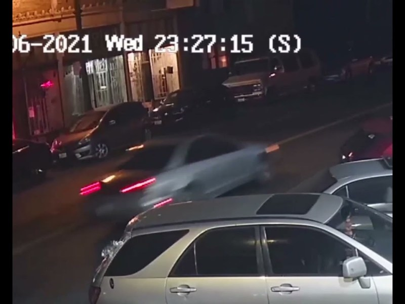 The Oakland Police Department Needs Your Help Solving A Homicide By IDing This Car