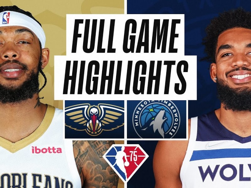 PELICANS at TIMBERWOLVES | FULL GAME HIGHLIGHTS | October 23, 2021