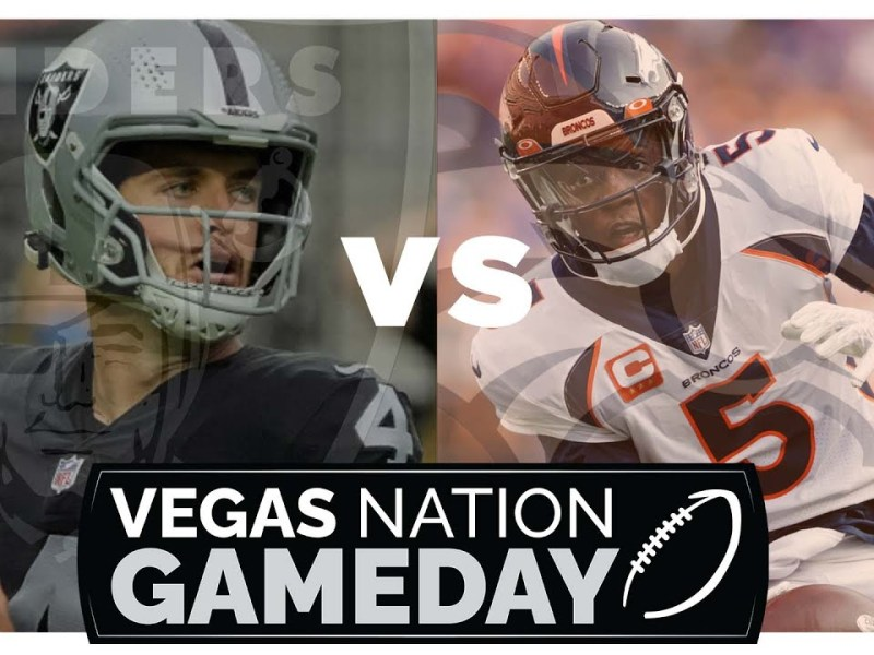 Raiders Prepare for First Game Without Gruden | Vegas Nation Gameday