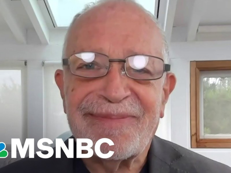 Robert Reich: Saying Rich Won't Invest If Their Taxes Are Raised 'Really A Red Herring'