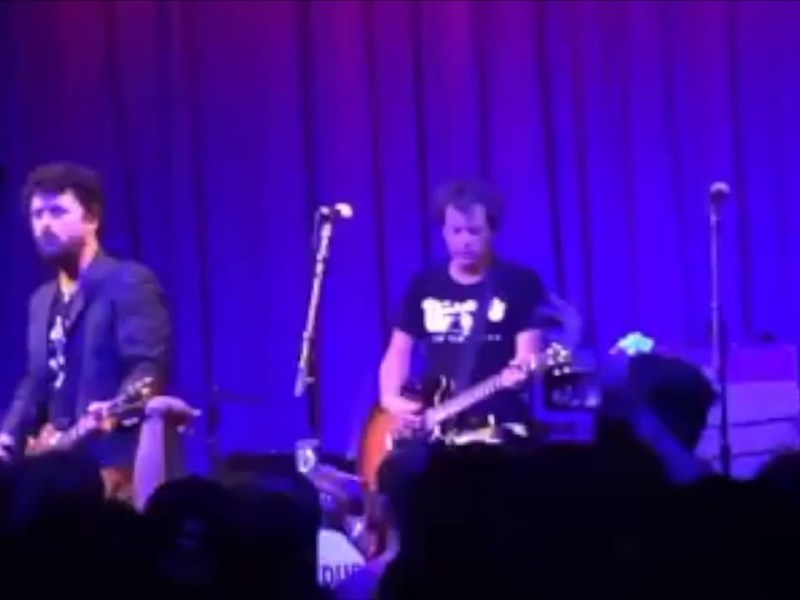 """The Coverups @ The Uptown in Oakland, CA 9/30/18 """"Surrender"""""""