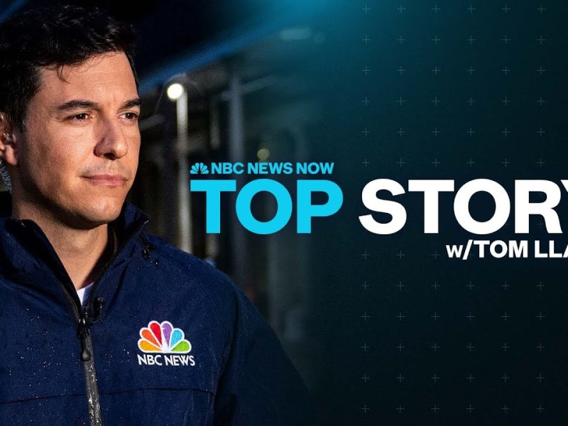 Top Story with Tom Llamas – October 20th | NBC News NOW