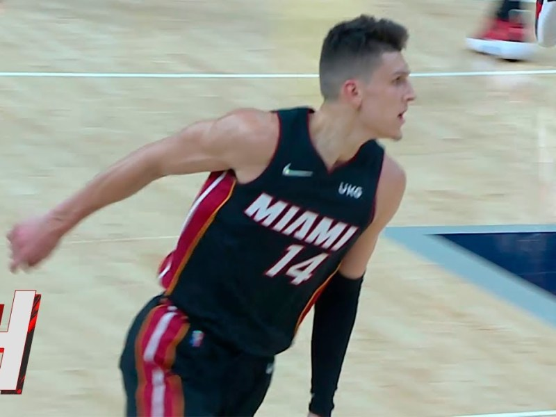 Tyler Herro TIES THE GAME and Sends it To Overtime 😤