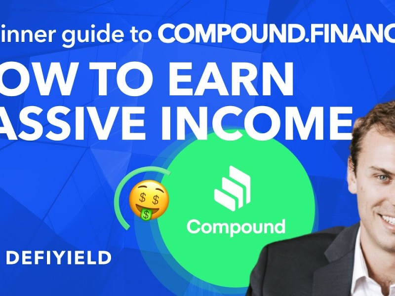 Ultimate Beginner Guide to Compound Finance: How to Earn Passive Income Interest on your Crypto!