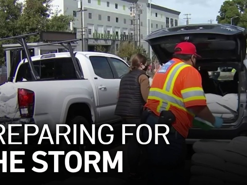 Upcoming Storm Threatens to Bring Flooding to Parts of Bay Area