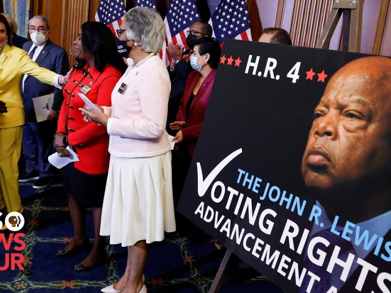 WATCH LIVE: Senate Judiciary Committee discusses voting rights
