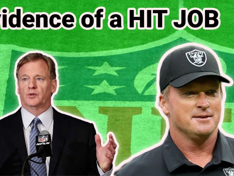 Why We Know the NFL Went After Gruden and the Raiders