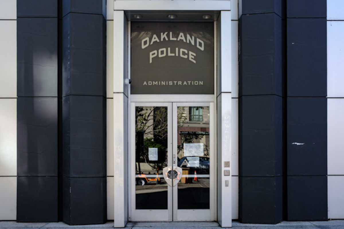 OPD admin building at 7th and Broadway