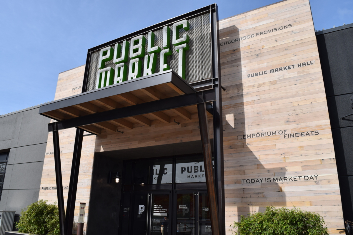 Public Market Emeryville sold; Berkeley's new banh mi spot