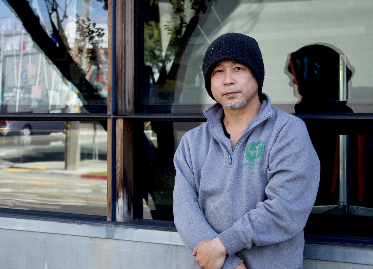 Restaurateur Chikara Ono.