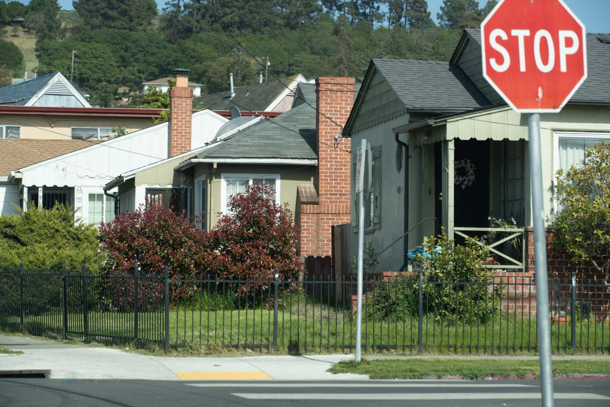 Single family homes in Deep East Oakland