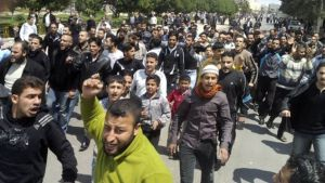 "Arab Spring in Syria: a ""revolution of the poor"""