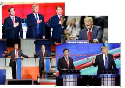 Republican Primary candidates