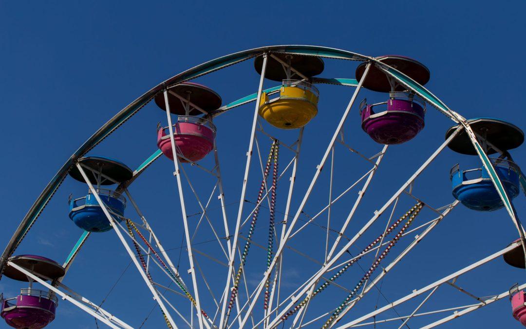 Virtual Field Trips: Amusement Parks and Fun!