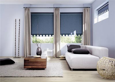motorised roller blinds marbella