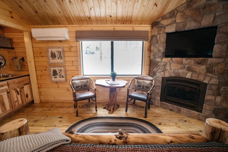 Cabin #2 Dinette