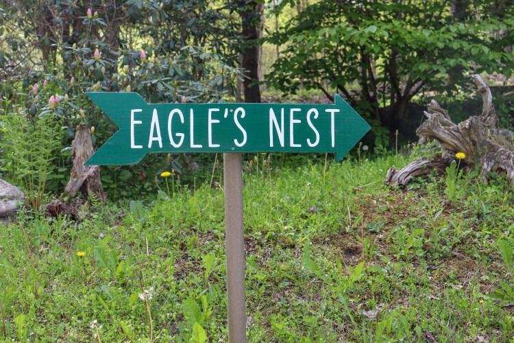 Eagle's Nest Private Suite