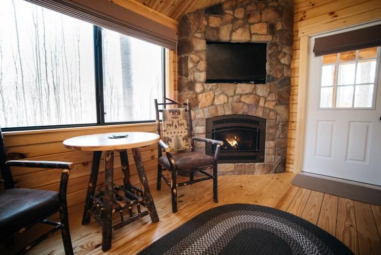 Cabin #14 Smart TV