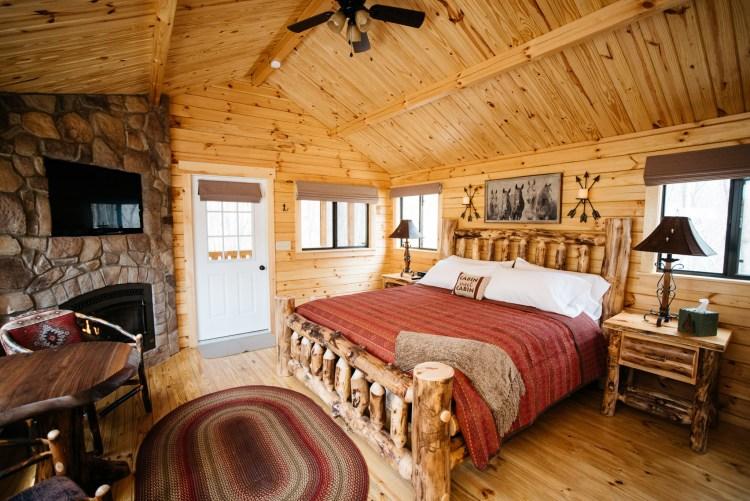 Cabin #4 Cabin Space