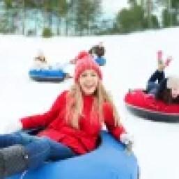 Laurel Highlands Snow Tubing