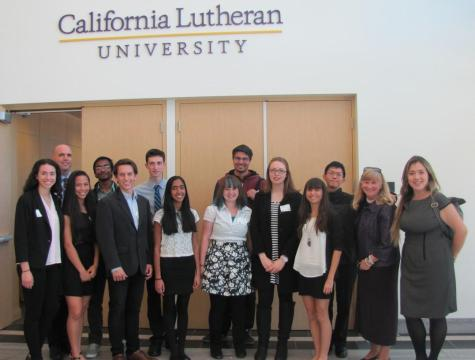 NHS participates in Cal Lutheran ethics conference