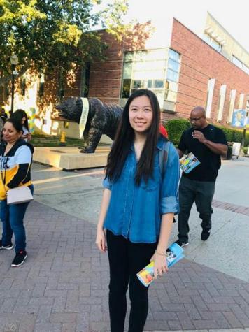 Joy Forster will be attending UCLA.