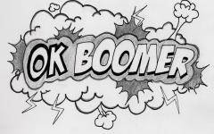 EYE 2 EYE: OK, Boomer