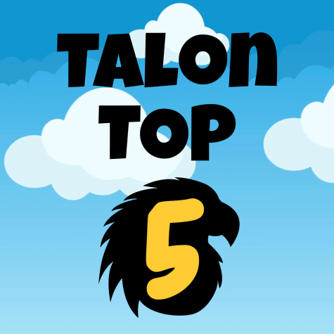 Talon Top 5: Mrs. Hankins and her favorite books