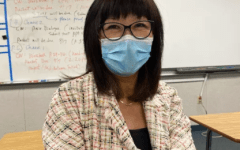 Profile: New Chinese teacher, Katherine Chang