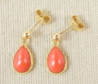 coral-earrings