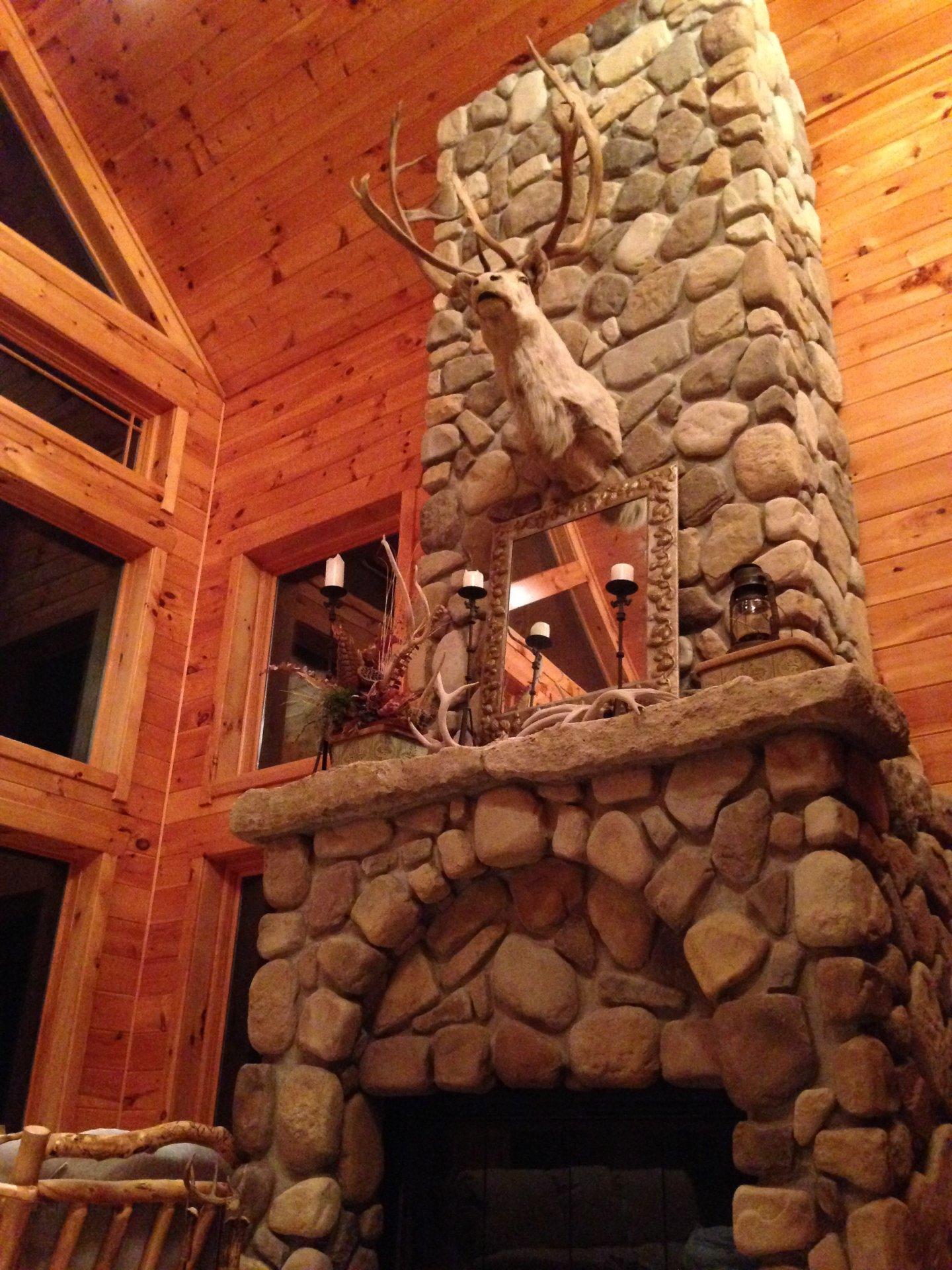 Missouri Hunting Lodge