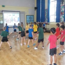 P.E. Just Dance Year 4 - 1