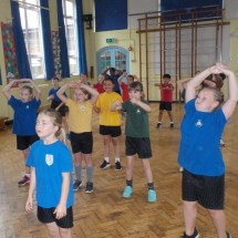 P.E. Just Dance Year 4 - 2