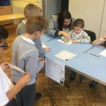 School Council Election Day 1