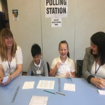 School Council Election Day 10