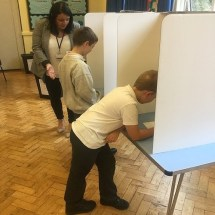 School Council Election Day 3