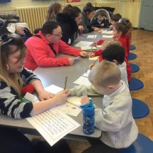 Reception Costa Themed Stay & Play Session 1