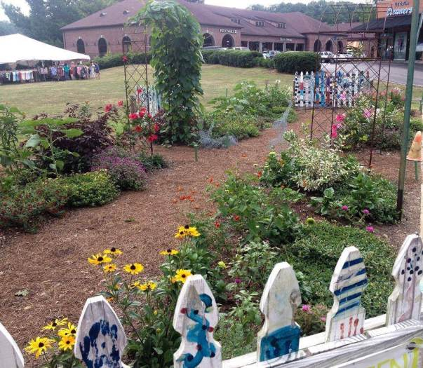 "Indian Summer rudbeckia - ""Better Late Than Never"" garden"