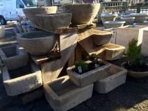 Trough Planters - Spring 2016