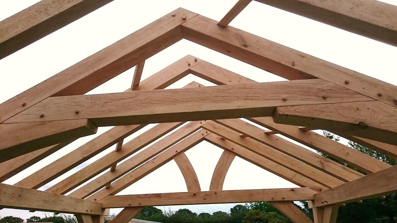 Oak Gazebo Amp Oak Framed Car Ports Wooden Gazebos Oak Timber Framing