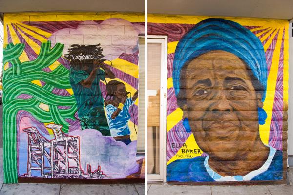 Ella Baker, Oakland Icons