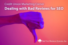 Dealing with Bad Reviews for SEO