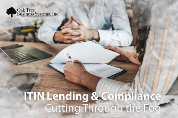 ITIN Lending and Credit Union Compliance