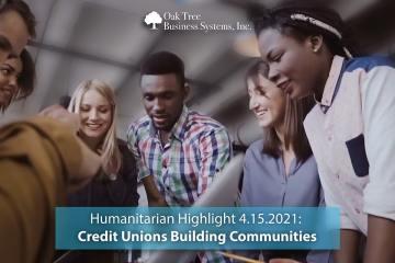 Credit Unions Building Communities
