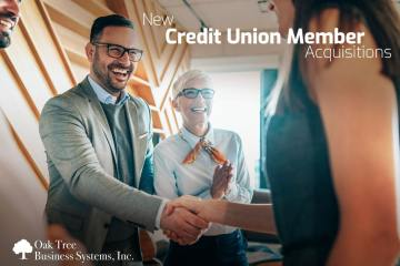 New Credit Union Member Acquisition Article