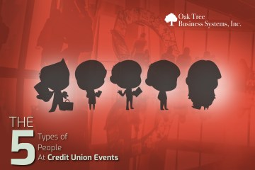 5 Types of People found at Credit Union Events