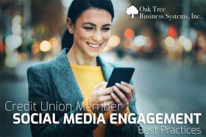 Credit Union Member Social Media Engagement