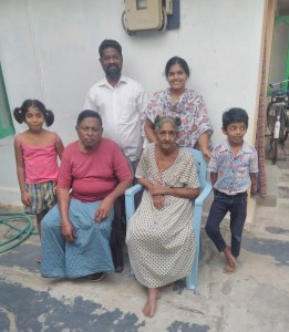 Pastor Kishore and Family